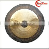Percussion musical instruments traditional Chinese chau gong