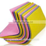 China manufacturer super absorbent cleaning product/cleaning cloth/needle nonwoven cleaning tool fabric Cleaning Wip