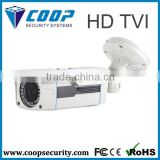 HD Network Waterproof 50M Infrared Technology and CMOS Sensor HD TVI 2MP Bullet TVI Camera