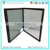 Glorious Future 20mm double glazed units glass for curtain wall