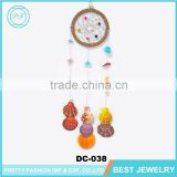 2016 Latest Design Home Decoration Native American Wholesale Dream Catcher With Colorful Shells