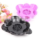 D14 ANPHY Plastic Soap Ring Bracelet Jewelry Box Plate Tray