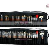 30 pcs Synthetic Hair Makeup Brush Set / personalized makeup brushes kit/ private label Brush Roll