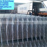 hot dip galvanized grating fence. galvanized steel grid fence. galvanized steel grating fencing