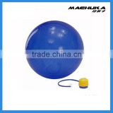 MACHUKA Exercise Fitness Ball - For Yoga Pilates Balance Stability - Non Toxic Anti Burst with Pump - 45cm 55cm 65cm