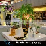 Shopping mall indoor spring decoration