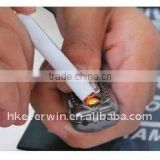 Green rechargable electronic cigarette lighter