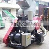 Plastic PP PE braided bag crusher equipment supplier, plastic film crushing recycling machines