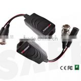 New Design Singel Channel Passive Video & Power Balun for HD-TVI/CVI/AHD/CVBS camera
