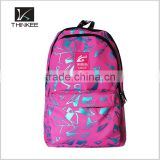 pink bagback nylon cute Cartoon school bag backpack for girl                                                                                                         Supplier's Choice
