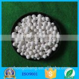 China Newest Production White Reactive Alumina Ball As A Desiccant
