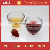 China wholesale glassware pedestal bubble candy dish fruit glass                                                                         Quality Choice