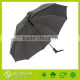 Carbon fiber monsoon umbrella with carry bag