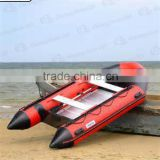 Good sale attractive inflatable fishing boat aluminium