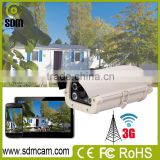 Outdoor waterproof CCTV 3g wireless home security alarm camera system                                                                         Quality Choice