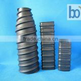 Prestressed concrete plastic corrugated pipe for wear steel wires in the bridge