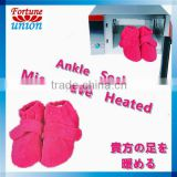 Microwave Heated Ankle Socks Warm Your Feet