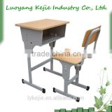 folding student desk and chair classroom study desk with chair children double desk and chair folding student chair desk