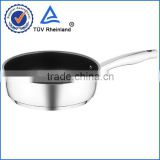 Marble coating fry pan kitchen appliance