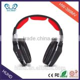 Black Gaming Headset/ Stereo Wholesale Headphone/ Gaming Headset With Earmuff