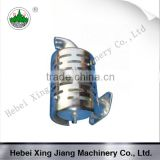 China supplying carbon fiber exhaust tip for car stainless steel silencer