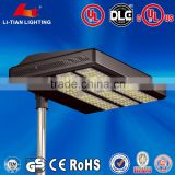 Led solar light, led street light, parking lot light, hot sell 300w mean well driver cree light source