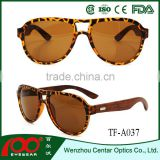 New design fashion low price sport sunglasses polarized , wood polarized sunglasses , Bamboo sunglasses