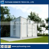 2016 New Hot Selling Luxury Prefabricated Container House Creative Movable Equipment Room For PV Inverter Storage