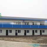 CE certified Economic steel structure cost-efficient new design modular easy install flat roof modular house
