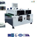 Full precision Single/Double/Converse and Positive roller Coating Machine for UV PE