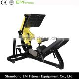 2016 wholesale 45 Degree Leg Press / plates loaded fitness machine dezhou factory gym equipment