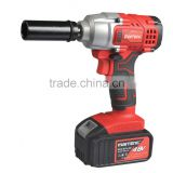 Trade assurance 12V Li-ion Battery Electric Impact Wrench Set Portable Cordless Impact Wrench