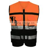 INQUIRY about High quality High-visible Reflective Vest for security worker