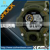 Multifunction noctilucence diver wristwatch sport watches for men