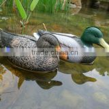 full-body duck hunting decoys/float duck/3d hunting decoys