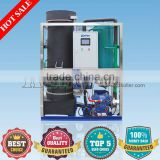 Stable Capacity 5 Tons Ice Tube Making Machine with PLC Program Controller