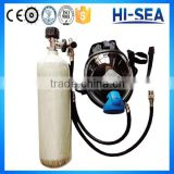 20-30 minutes Portable Self-rescue Emergency Escape Breathing Devices with Carbon Fiber Composite Cylinder