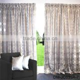 2017 new design decoration indian style modern curtains