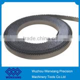 M42 metal cutting bimetal band saw blade in coil