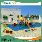 New Items In China Market Pool Tube Slides