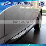 High quality aluminium alloy side step running board for bmw X3 F25 2012+ accessories