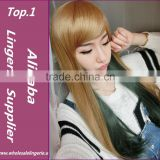 Fashion Sexy Style Anime Cosplay party hair Charming Women's Girls Hair Colorfull long/SHORT SRTAIGHT Wig