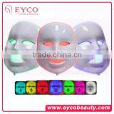 ODM OEM Anti aging wrinkle acne spots Led red light therapy risks photo facial mask Whitening Lightening Moisturizing Hydrating