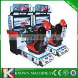 32'' LTD Out Run two players arcade video racing car driving simulators game machine