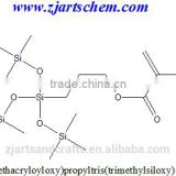 hot supply 3-(Methacryloyloxy)propyltris(trimethylsiloxy)silane;CAS#17096-07-0;98%;C16H38O5Si4;ZCF06493;colorless liquid