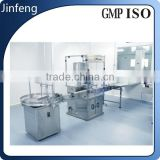 Automatic Liquid Detergent Production Line Filling And Sealing Machine