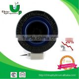 hydroponic inline fan/ flexible industrial fan/ silent inline duct fan