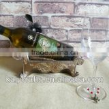 promotion item christmas wine glass charms