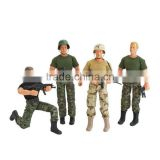 Plastic Soldiers Figure Toys,custom make plastic model soldier toys,custom design plastic soldier toy models
