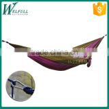 Portable tree nylon hammock tent